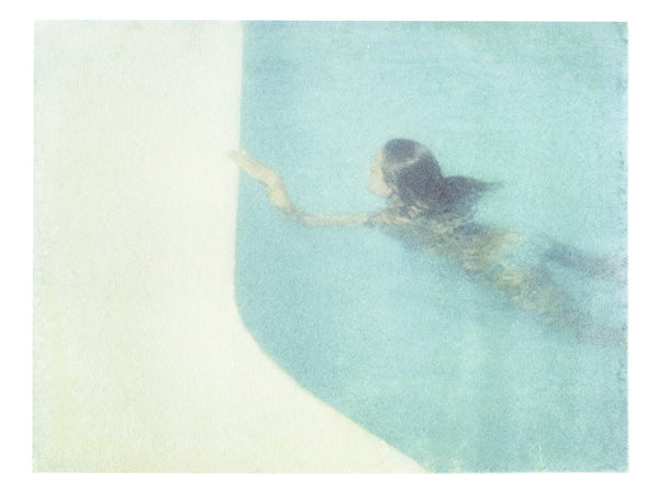 "Pool bends white • 8x10"" Print - She Hit Pause"