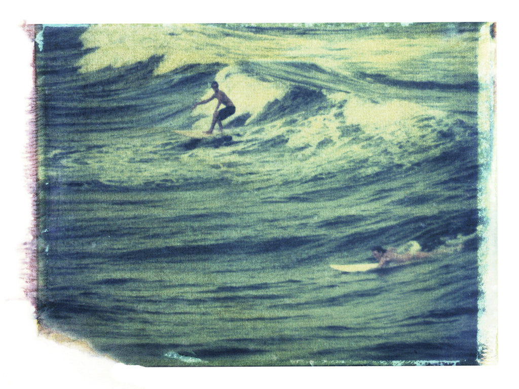 "Surfing • 8x10"" Print - She Hit Pause"