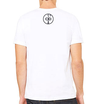 CID - LOVE IS BLIND WHITE TEE
