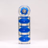 Blue 59mm Cruiser Wheel Sets with ABEC-9 Bearings (4-Pack)