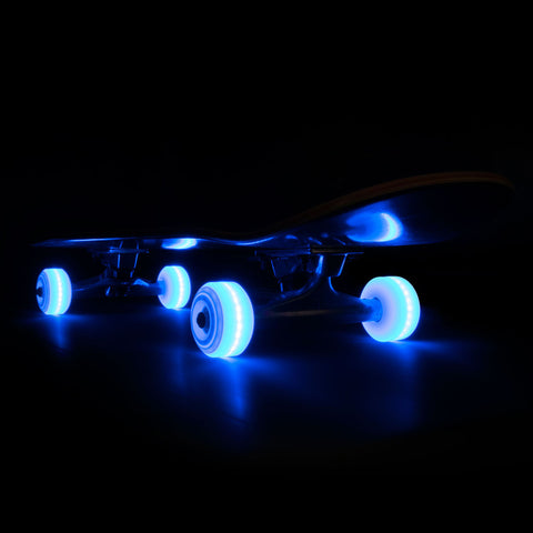 2016 Blue 54mm 98a Street Wheel Set