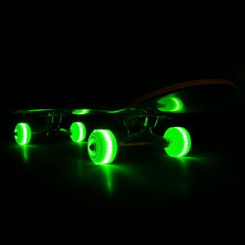 2016 Green 54mm Street Wheel Set