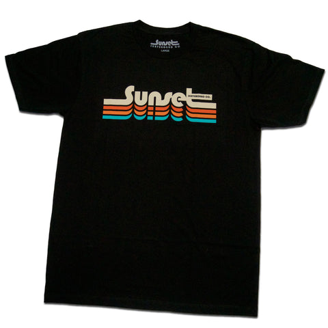 "Sunset ""Repeater"" T-Shirt"