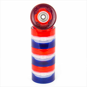 Merica 59mm Cruiser Wheel Set (4-pack)