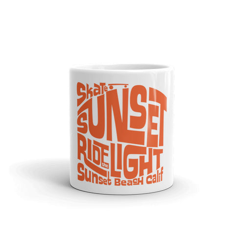 """Ride the Light!"" Coffee Mug"