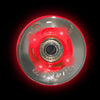 Red 59mm Cruiser Wheel Set (4-pack)