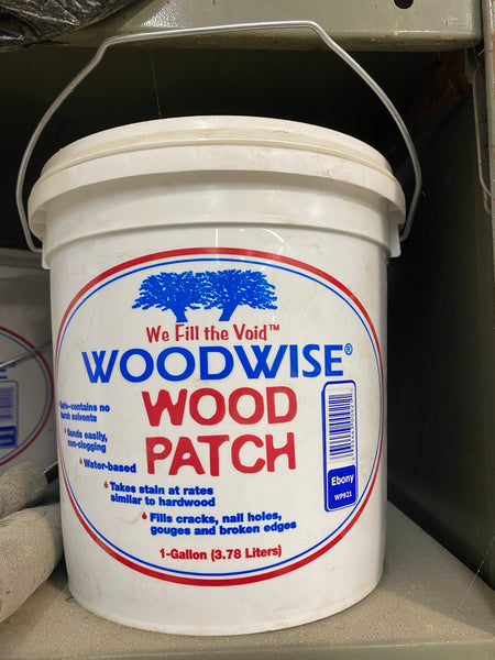 Woodwise gallon bucket - front
