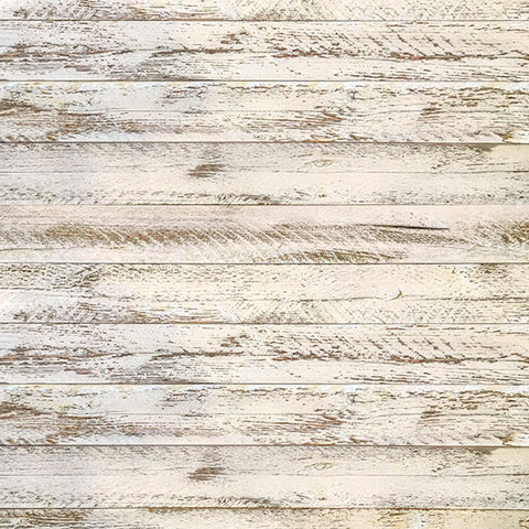 "3"" Barnwood Wall Plank - White Wash"