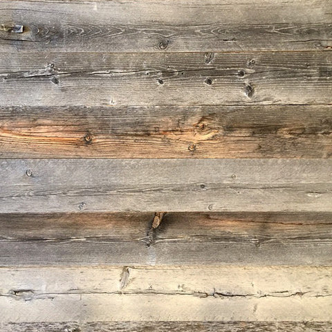 "5"" Barnwood Wall Plank - Natural"