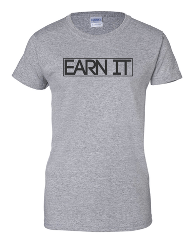 EARN IT: XS / Sport Grey - Nine Supply Co. - 1