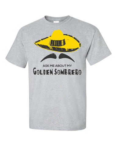 GOLDEN SOMBRERO: S / Sport Grey - Nine Supply Co. - 1