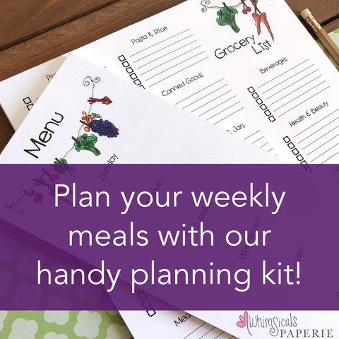 Meal Planning Kits