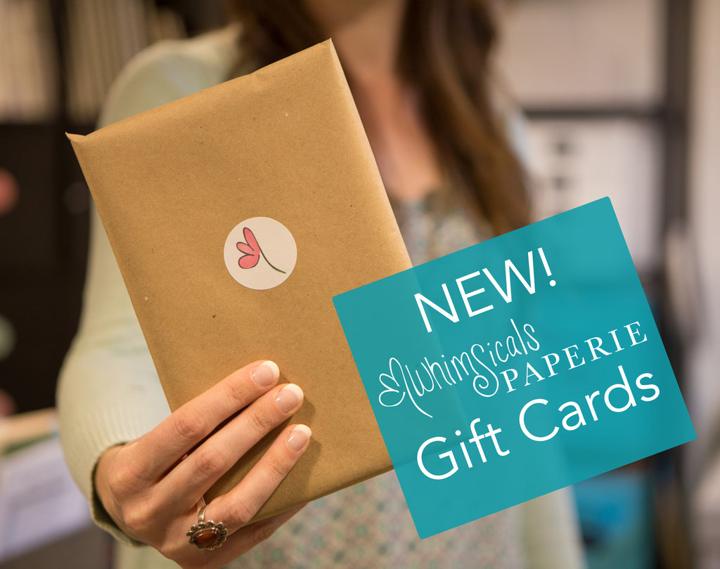 NEW Gift Cards!