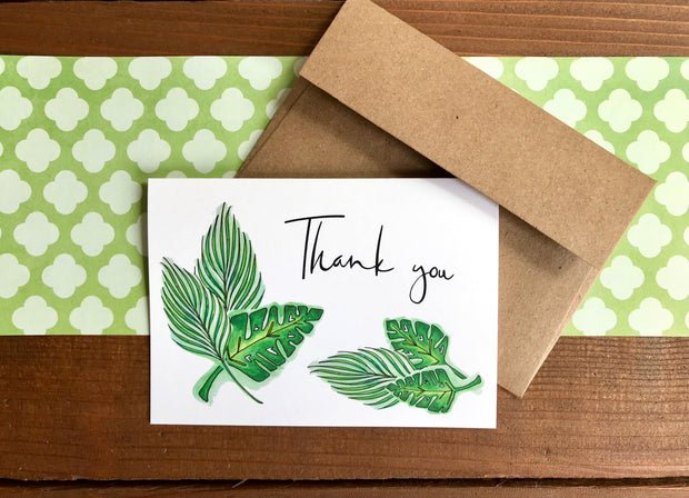 Assorted Thank You Cards - Boxed Set of 8 1