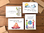 Assorted Special Edition Notecards - Boxed Set of 8