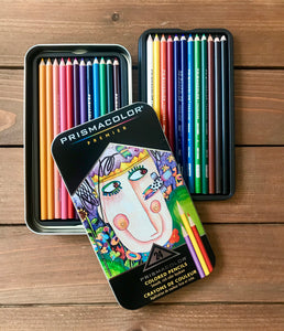 Prismacolor® Premier Colored Pencils - Set of 24