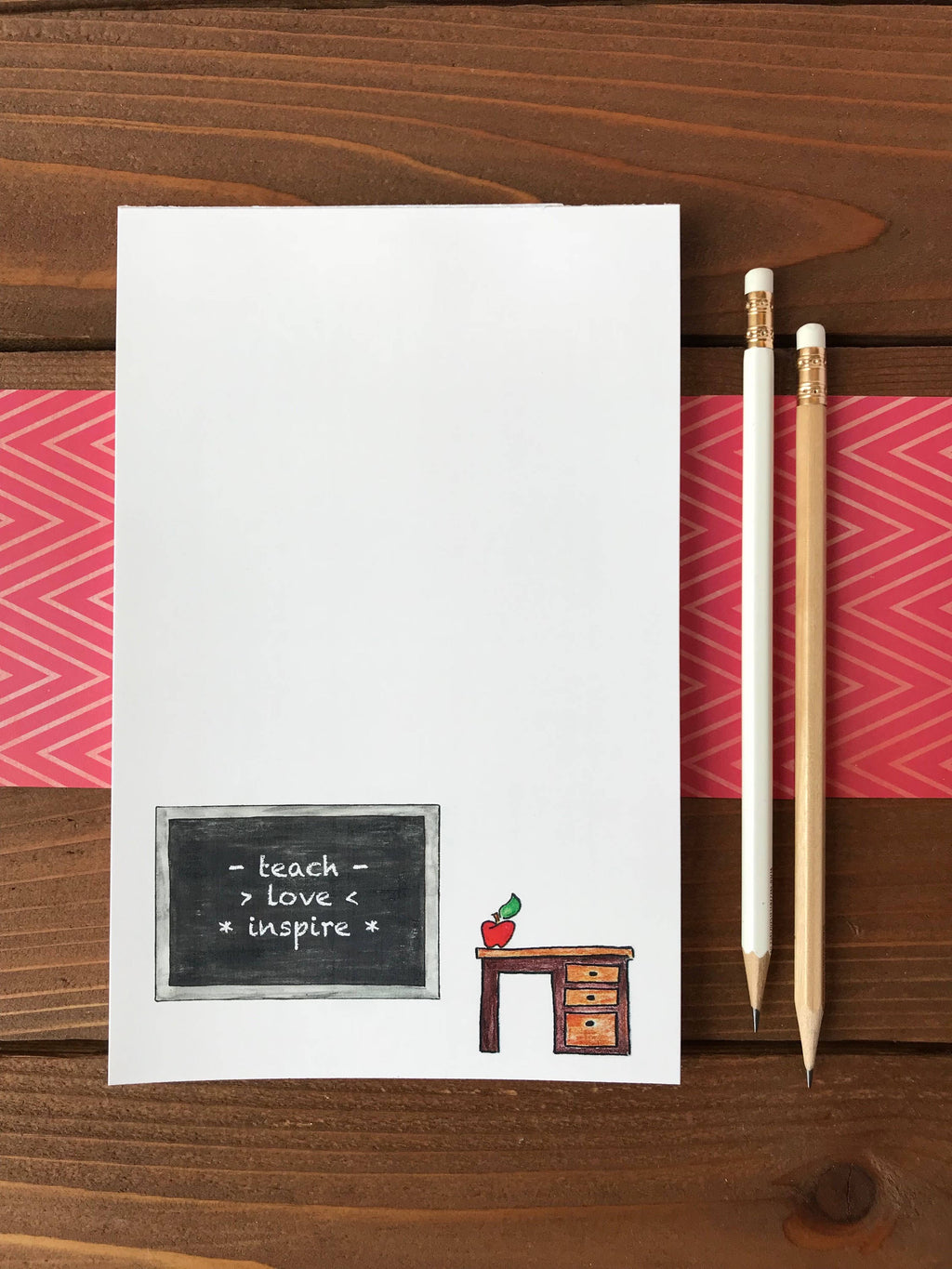 Teacher Notepad - Options and Personalization Available