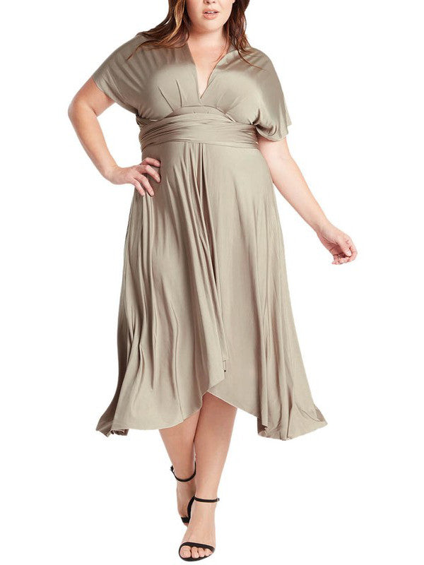 Infinity Dress Plus Size Ibovnathandedecker