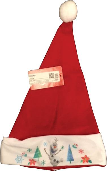 Christmas Stocking - Red Frozen Cap