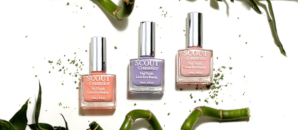 SCOUT is the clean-healthy beauty choice – it's a core value not a marketing claim