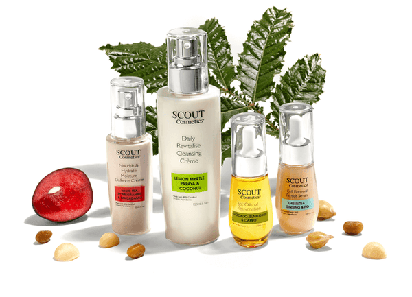 SCOUT Organic Active Beauty - Sylvie's Christmas Gifts Ideas for Your Loved Ones
