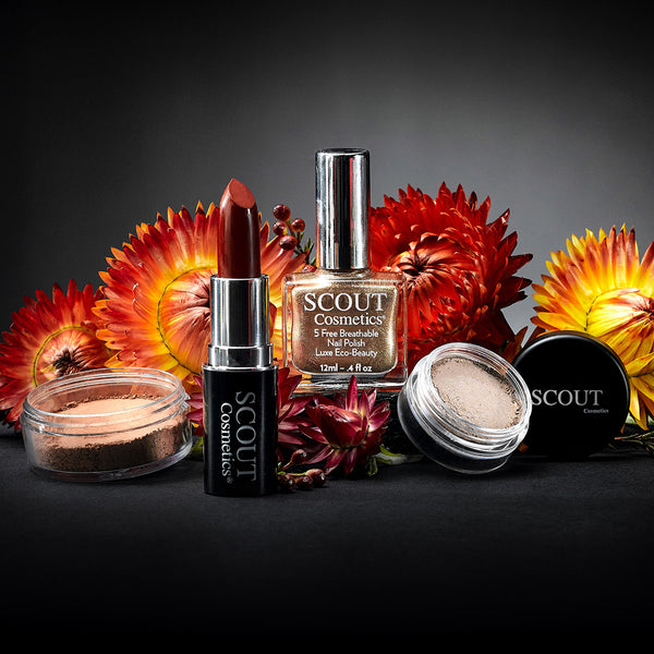Spring Makeup Trends: Elevate Your Look with Metallic Shades - Scout Organic Active Beauty