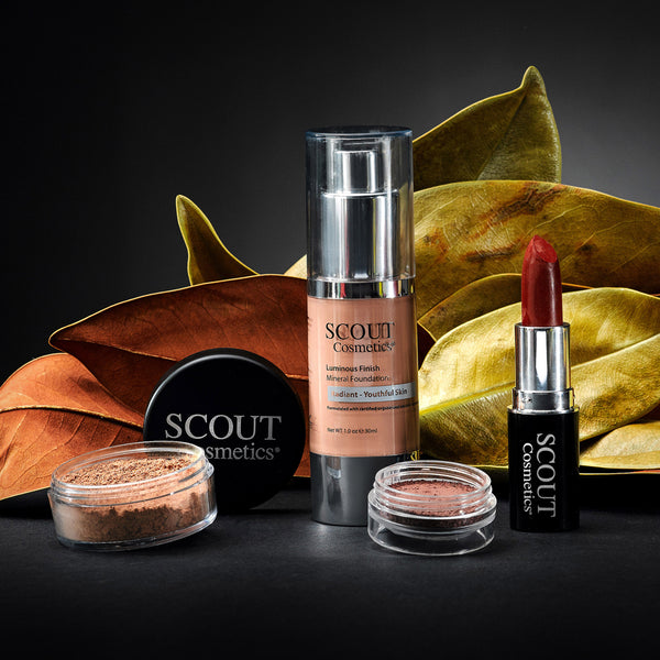 SCOUT Organic Active Beauty - The Benefits of Shea Butter in Lipstick
