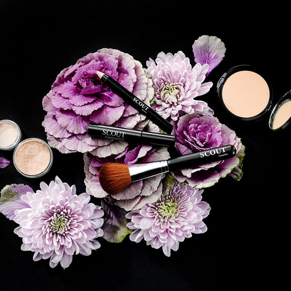 SCOUT Organic Active Beauty - The Benefits of Mineral Makeup for Your Skin