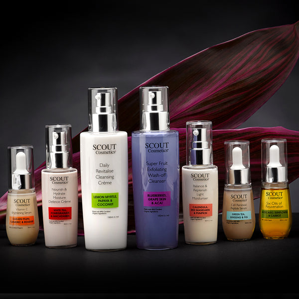 SCOUT Organic Active Beauty - Australian Skincare Ingredients: Discover The Power Of Natural Beauty Products