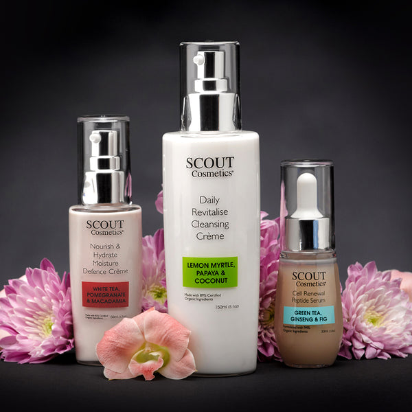 3 Best Natural Ingredients for Clear Summer Skin - SCOUT Organic Active Beauty