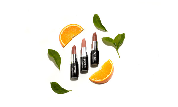 SCOUT Organic Active Beauty - Chemical Free Lipstick: What Harmful Ingredients to Avoid
