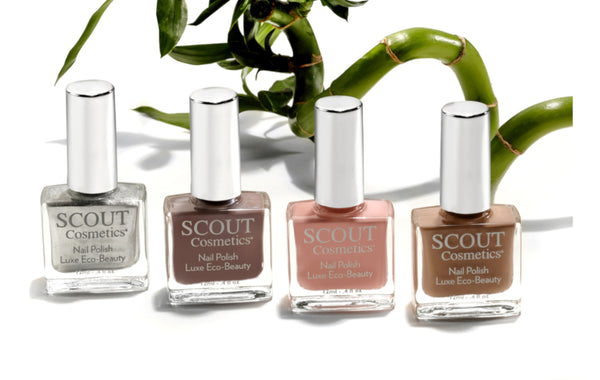 SCOUT Breathable Top and Base Coat now contains Celery Seed Extract.