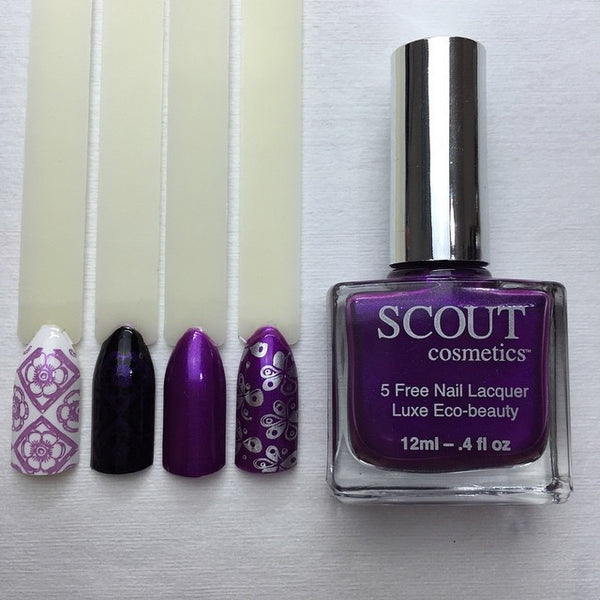 Scout 5 Free Eco-luxe Nail Polish Demo