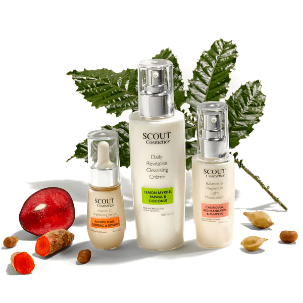 SCOUT Organic Active Beauty - Simplify Your Skincare Routine with Multi-Use Products
