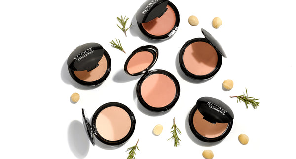 SCOUT Organic Active Beauty - Discover Your Perfect Foundation Match - Options for Every Skin Type
