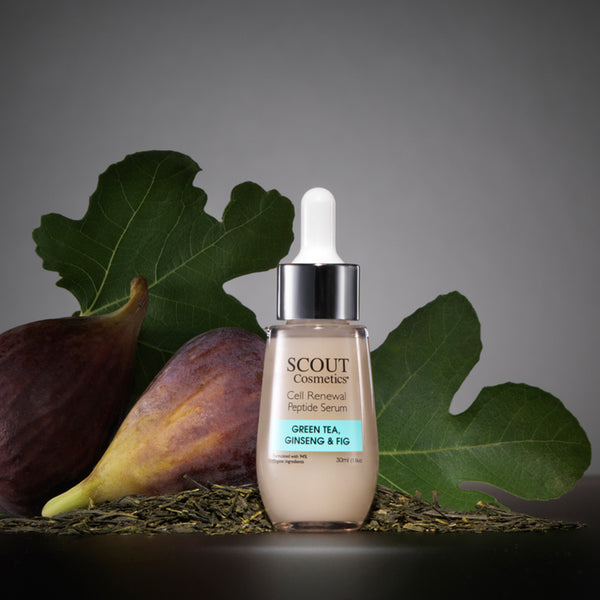 SCOUT Organic Active Beauty - The Power of Peptides in Natural Skincare