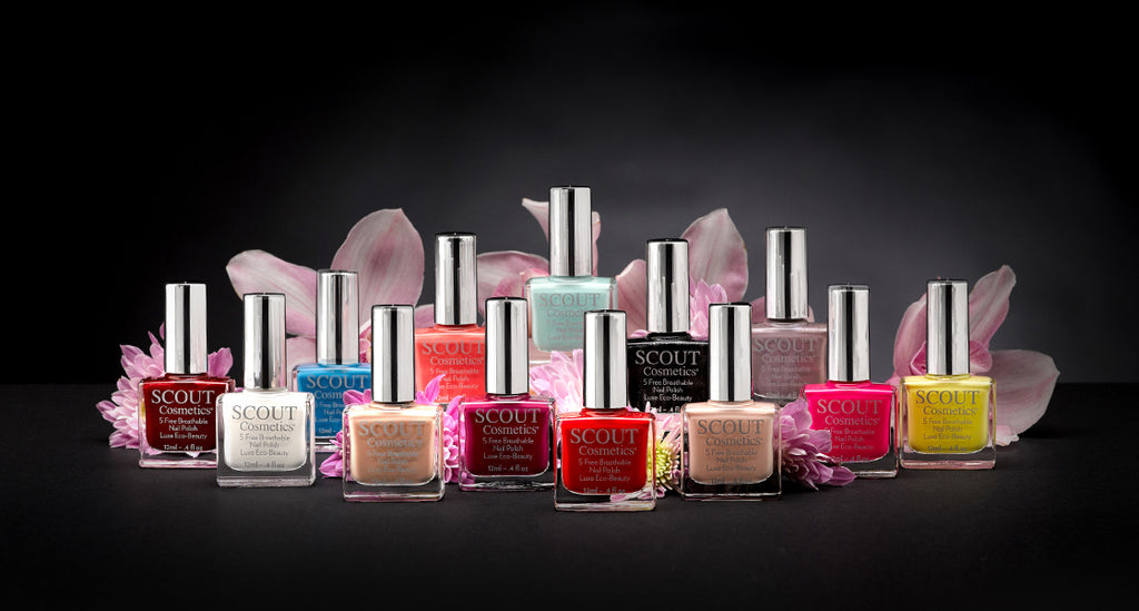 Discover The Natural Ingredients Used In Our New Breathable Nail ...