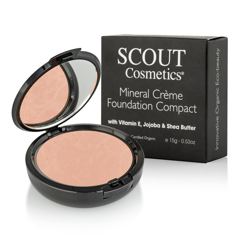 SCOUT Creme Compact Foundation