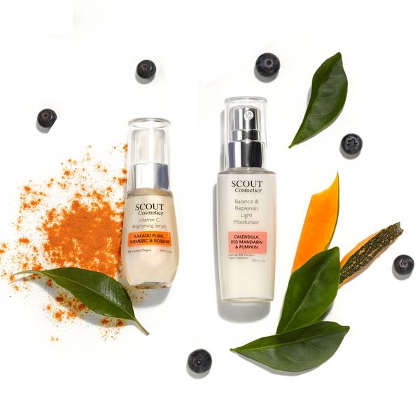 Perfect Pair for Glowing Radiant Skin