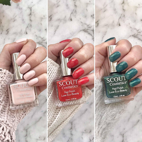 Breathable Super Food Infused Nail Collection