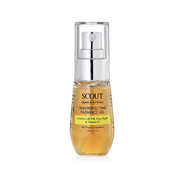 Skin Perfecting Radiance Gel with Lilli Pilli, Licorice, Emu Apple and Vitamin C