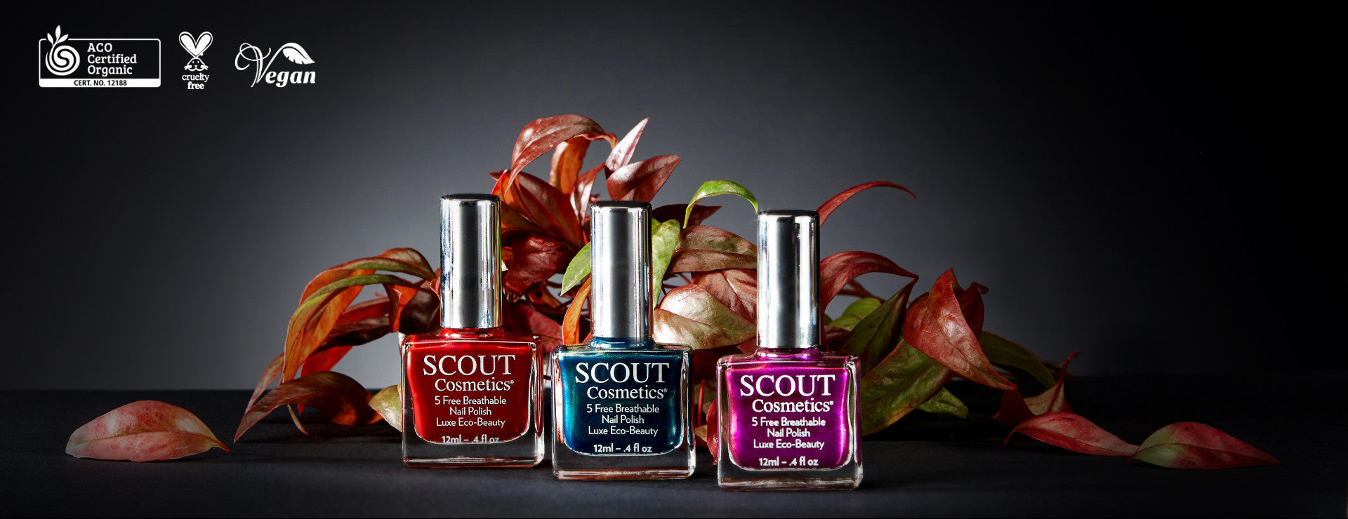 SCOUT Cosmetics 2016
