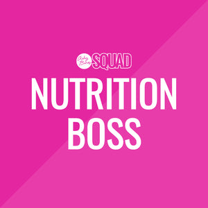 Nutrition Boss Bonus Month