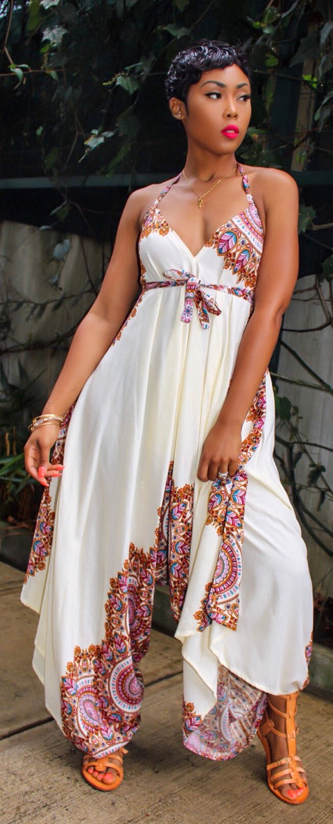 Lilly Gypsy Jumpsuit - MuurSwagg