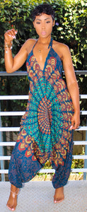Gypsy Queen Jumpsuit - MuurSwagg