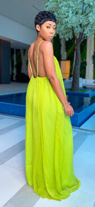 The Getaway Jumpsuit (Green) - MuurSwagg