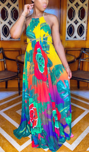 Melli Maxi Dress - MuurSwagg