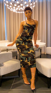 Army Babe Dress - MuurSwagg