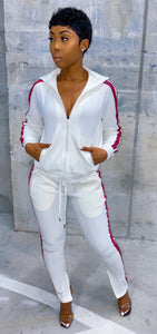 Swaggy Set 1 (White) - MuurSwagg
