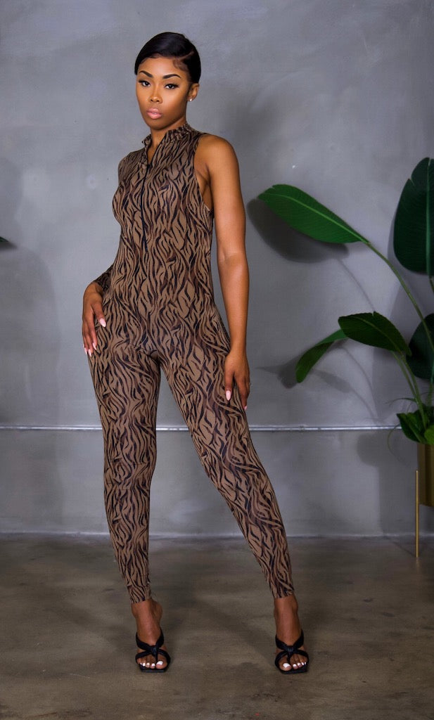Safari Jumpsuit